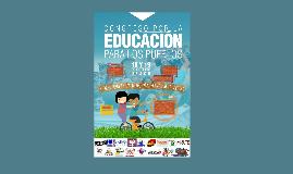 Congreso por la educación para los pueblos