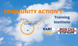 Copy of 2016 Healthy Masculinity Training Institute