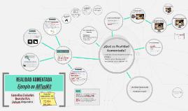 Copy of REALIDAD AUMENTADA - Ejemplo en ARToolKit