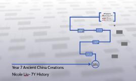 Year 7 Ancient China Creations