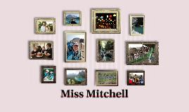 Miss Mitchell