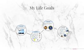 My Life Goals