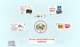 El paper de les ONG's en els conflictes
