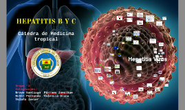 HEPATITIS B Y C