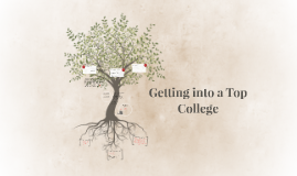 Getting into a Top College