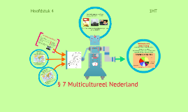 1HT H4 P7 Multicultureel Nederland