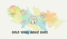 cold war: arms race