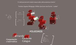POLIEDROS - MATEMATICA IV