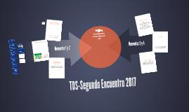 TDS-Segundo Encuentro 2017