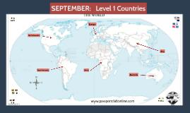 Passport Club September Level 1 Introduction