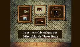 Les événements historiques dans les Misérables