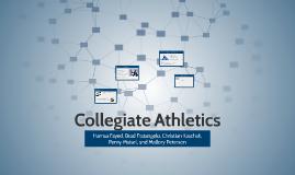 Collegiate Athletics