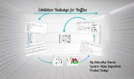 Exhibition Redesign for Raffles