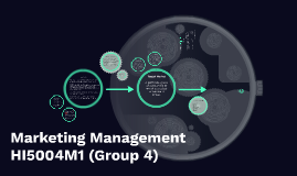 Marketing Management HI5004M1