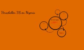 Verschillen VS en Nigeria