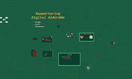 2. rapportering Digital Alderdom