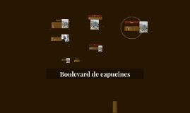 Copy of Boulevard de capucines