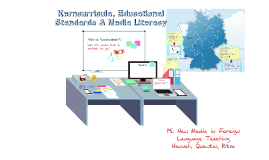 Kerncurricula, Media literacy