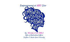 Empowerment at ANY Size