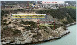 Isle of Wight Landslide