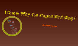"""I Know Why The Caged Bird Sings"""