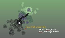 Texas Central Speed-Rails