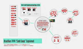 """Copy of Brazilian 2016 """"Cold Coup"""" Explained"""