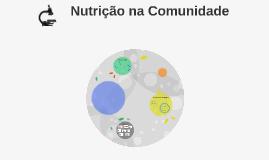 Nutrição Na Comunidade