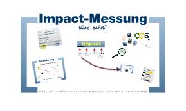 Impact-Messung - Was zählt?