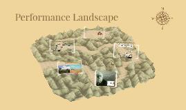 Performance Landscape