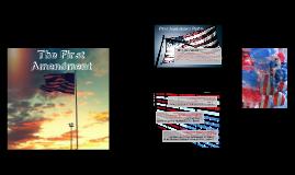 Copy of First Amendment