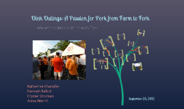 Copy of Oink Outings: A Passion for Pork From Farm to Fork