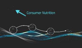 Consumer Nutrition