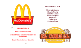McDonald's - Corral