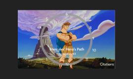 Hercules Hero's path