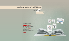 "Copy of Análisis ""Oda al caldillo de congrio"""