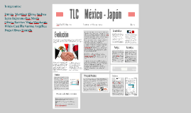 TLC    México - Japón