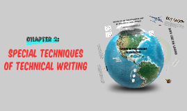 Techniques in technical writing