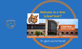 Welcome to a New School Year!!