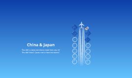China & Japan (Euro Influence)