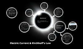 Copy of Electric Current & Kirchhoff's Law
