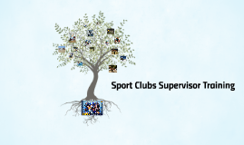 Sport Clubs Supervisor Training