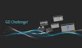 GD Challenge!