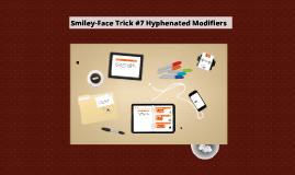 Hyphenated Modifier