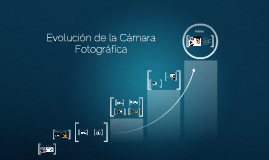 Copy of Evolución de la Camara Fotográfica