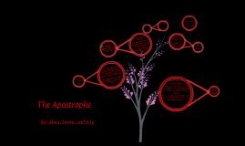 Apostrophe Project Prezi