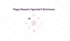 Papa Panov's Special Christmas