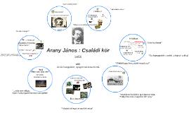 Copy of Arany János : Családi kör
