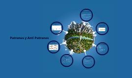 Patrones y AntiPatrones