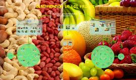 Copy of Clasificación de los frutos